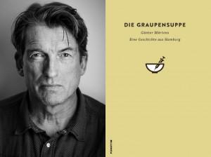 "Salon Mai 2018 #1 – Lesung: Günter Märtens, ""Die Graupensuppe"" @ Art Store St. Pauli"