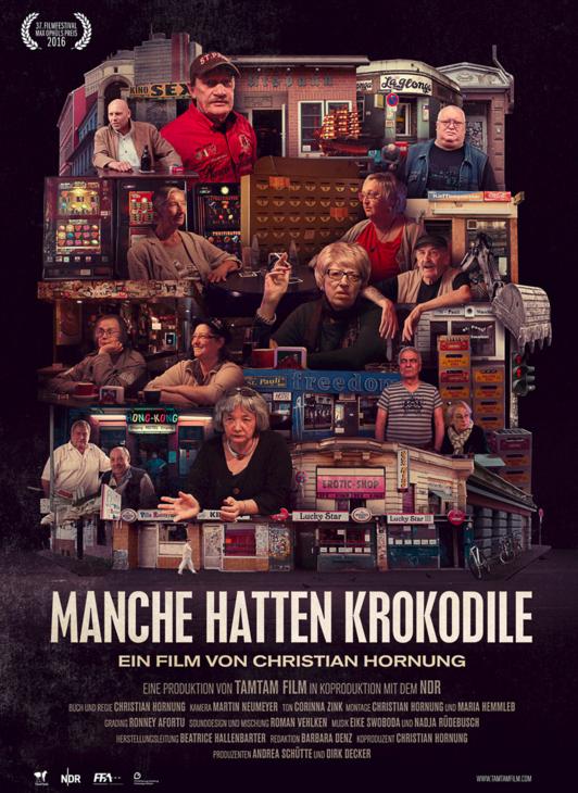 Salon Mai 2018 #3 - Filmabend: MANCHE HATTEN KROKODILE @ Art Store St. Pauli