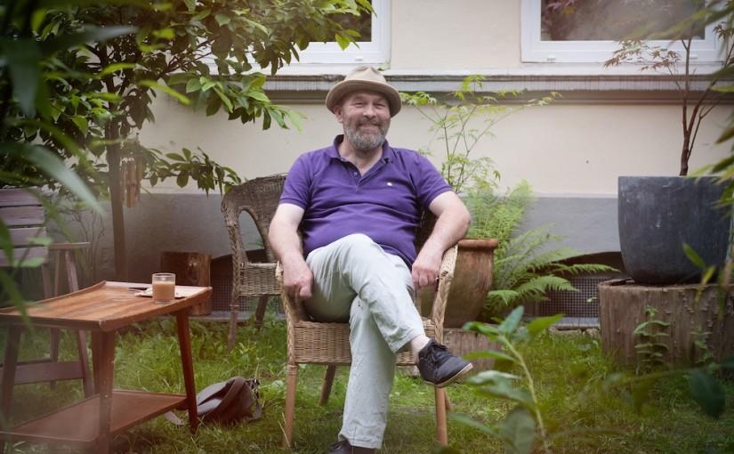 Retrospektive Karlo Kanibalo und Nachruf auf Karl Hilse